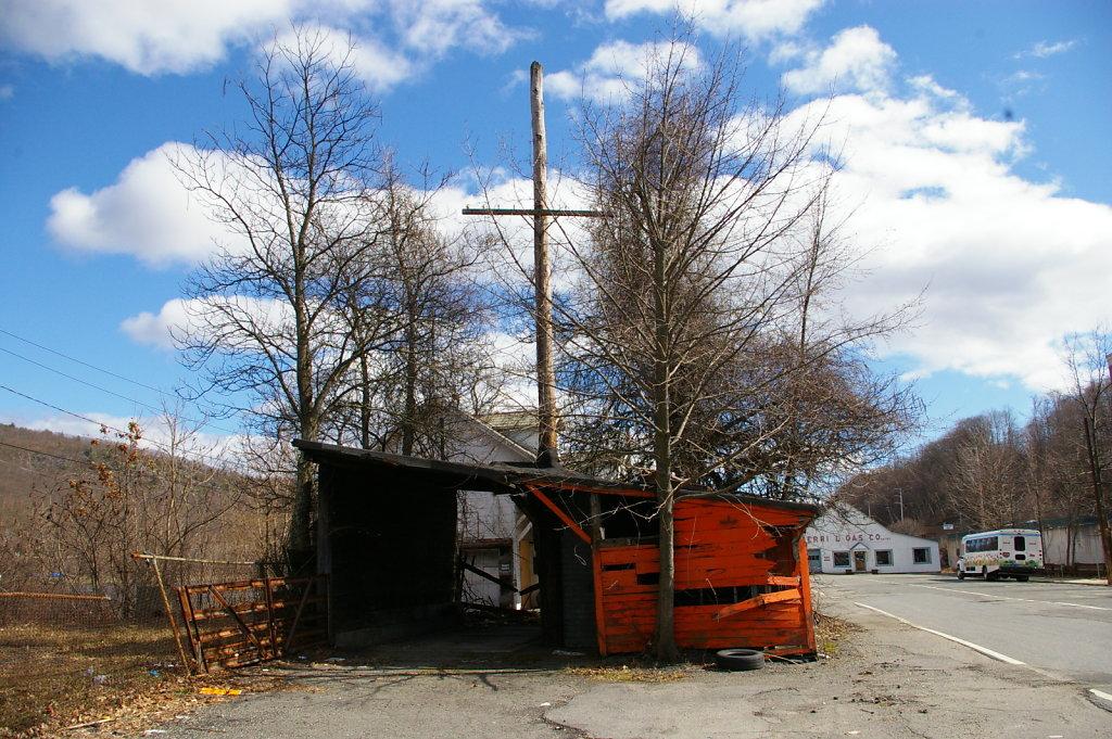 hobo shack